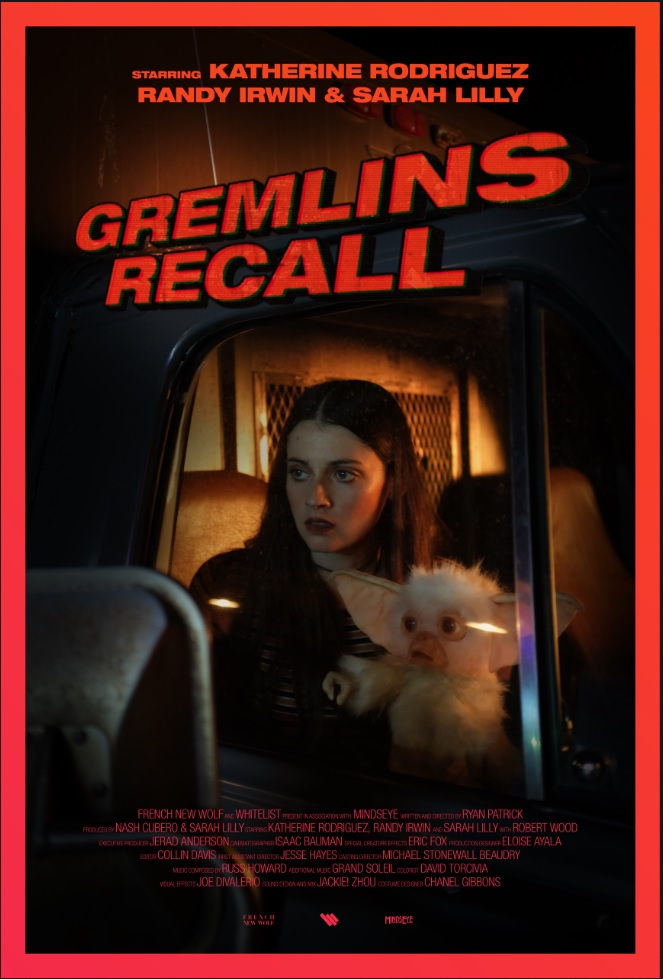 incredible short fan film gremlins recall used all