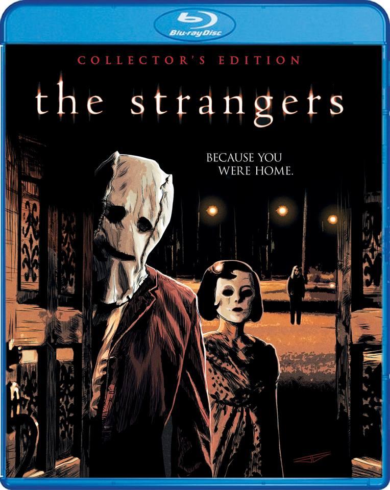the stranger film