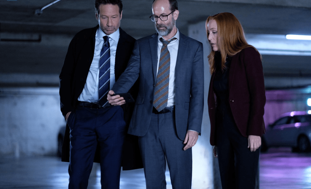 The X-Files 1104-2