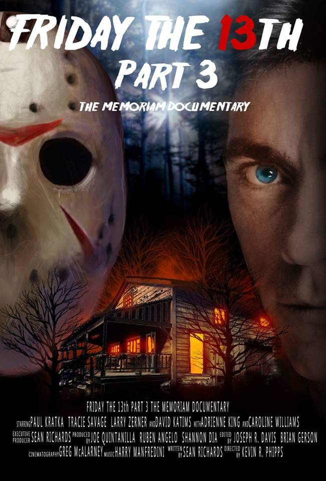 Watch New Friday The 13th Part 3 Documentary Right Now