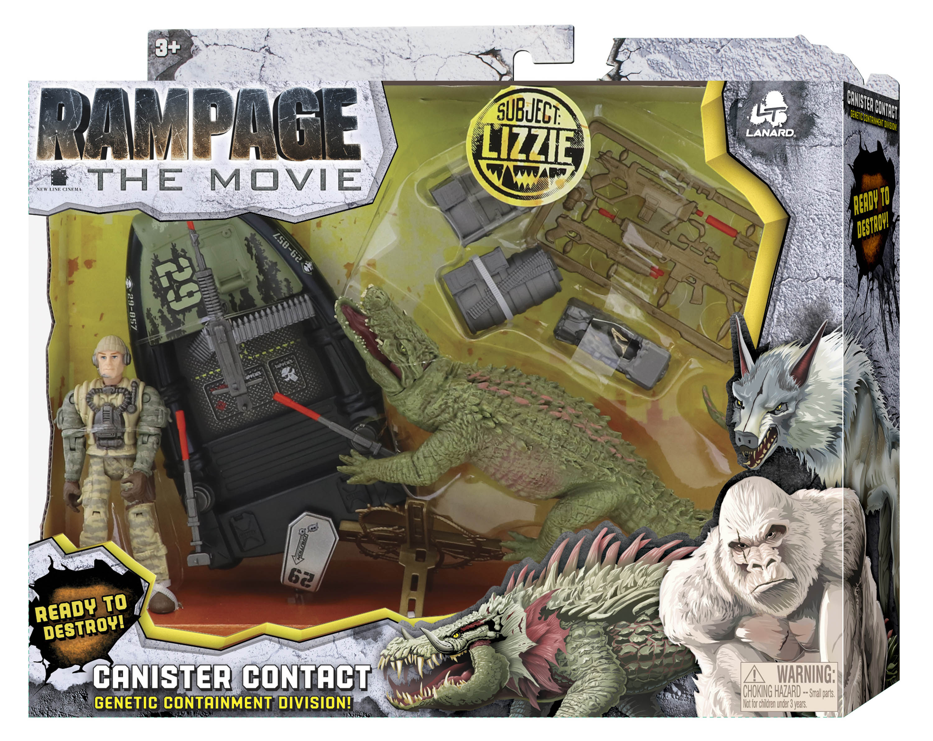 rampage toys for sale