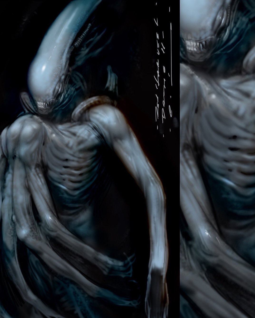 Alien Movie: Artist Shares Wild Concept Art For Mysterious Unmade