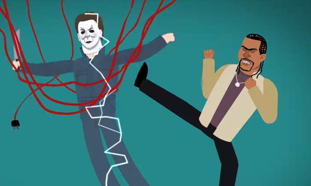 fun animated videos highlight the evolution of horror icons
