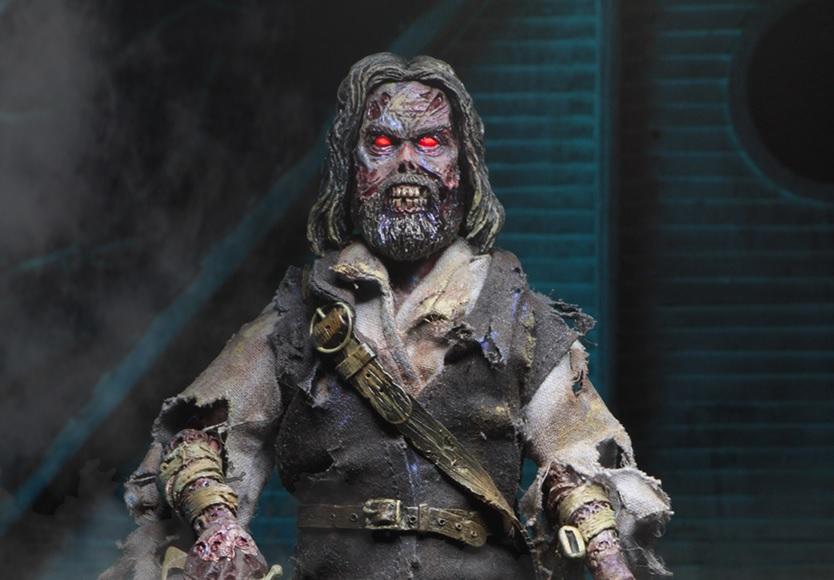 NECA Friday the 13th un nouveau départ Ultimate Roy Burns Action Figure