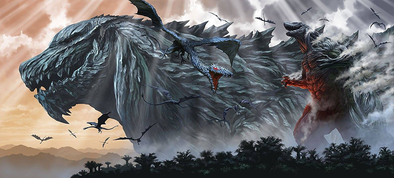 Toho Video Releasing 'Godzilla: Planet of the Monsters' On DVD & Blu-ray