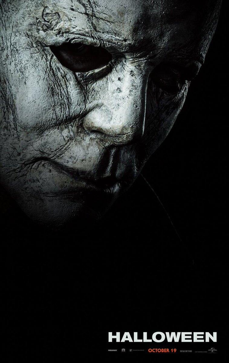 Halloween 2018 teaser poster Blumhouse