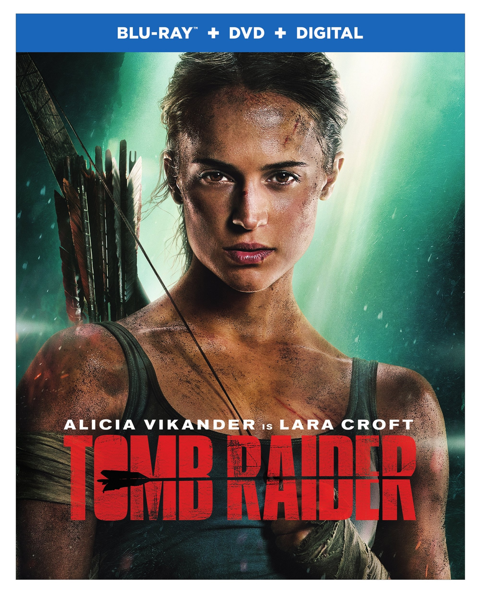 Tomb Raider Home Video Boasts Behind The Scenes Training