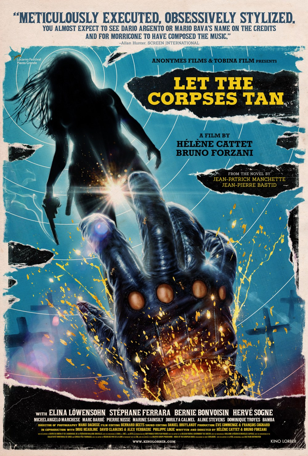 Kino Lorber Will 'Let the Corpses Tan' This August - Bloody Disgusting