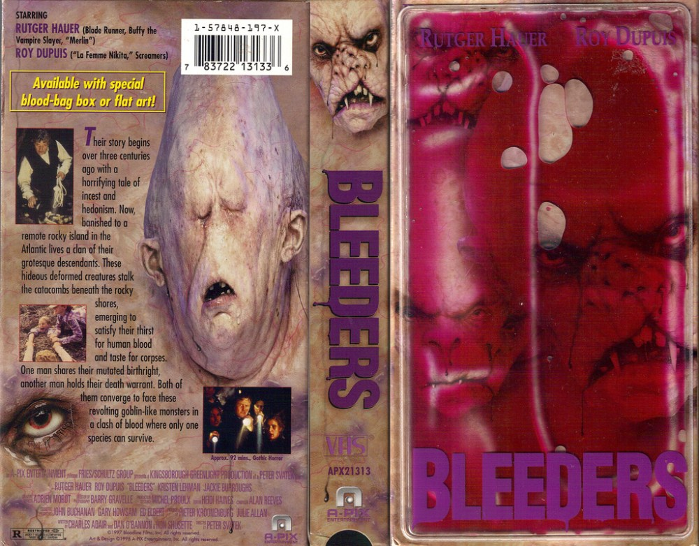 5 Horror Films with VHS Cover Art Way Cooler Than the Actual