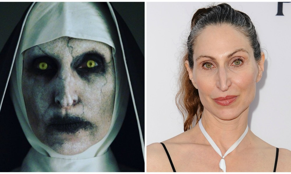 Meet The Nun Star Bonnie Aarons Who S Been Giving You