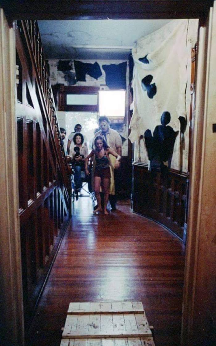 Star Teri Mcminn Shares Texas Chain Saw Massacre Behind
