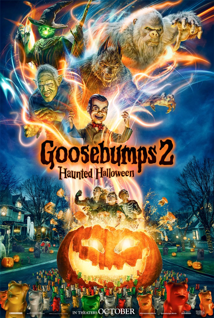 Image Result For Goosebumps Haunted Halloween