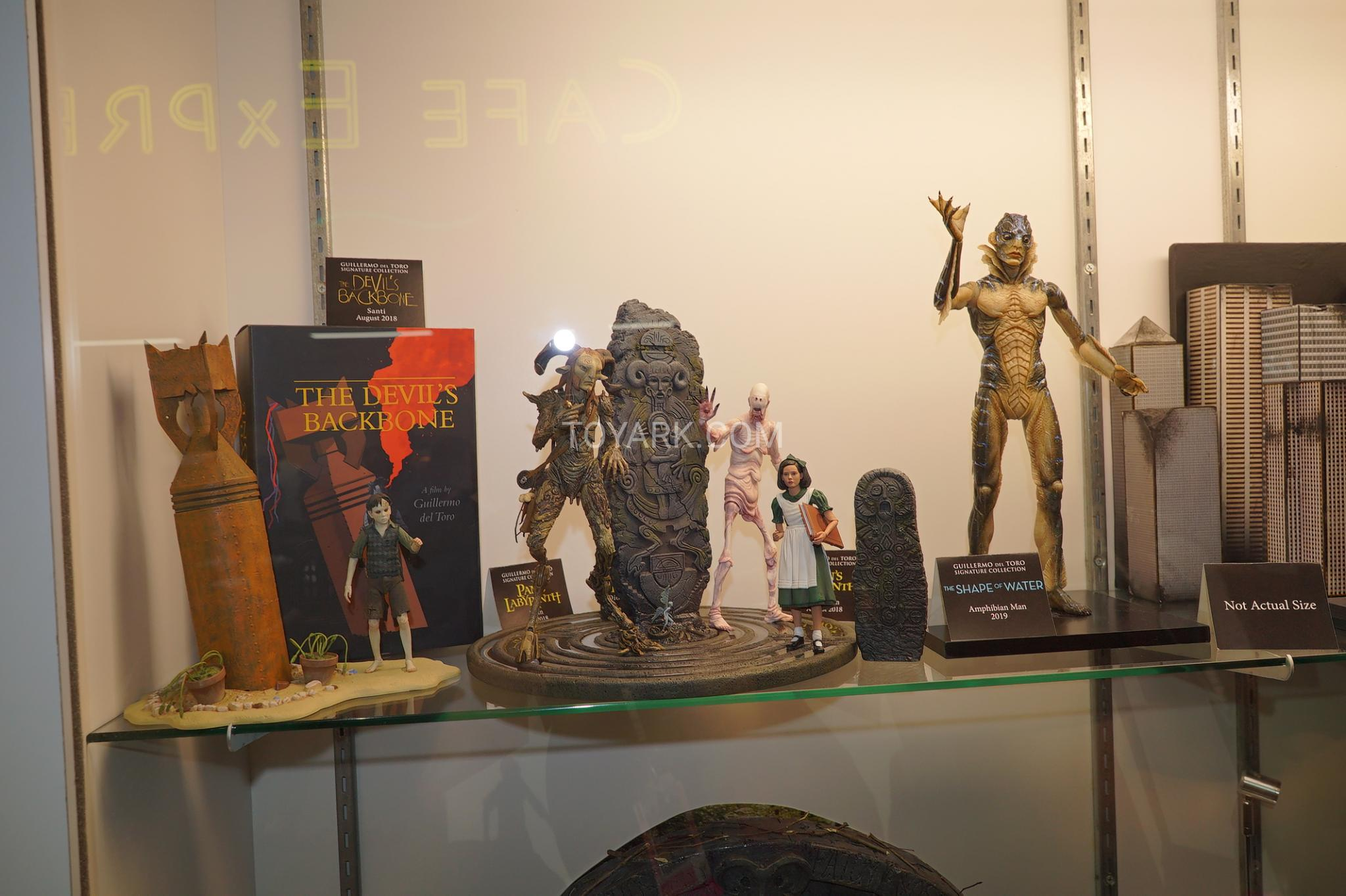 NECA Beefs Up Guillermo del Toro Signature Collection With ...