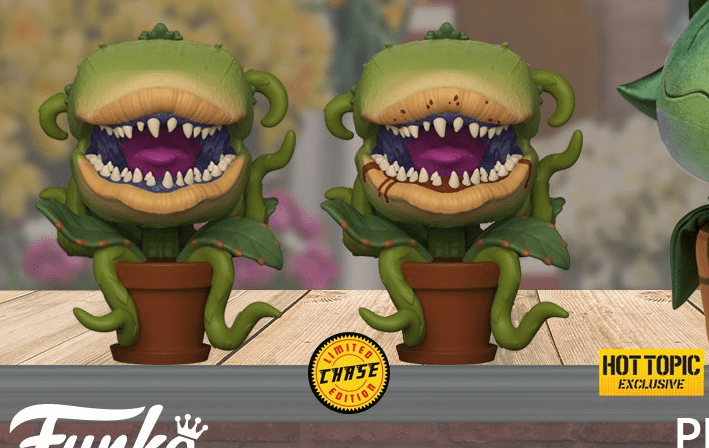 Audrey Ii And Rick Moranis Get Pop Vinyl Toys In Funko S Little Shop Of Horrors Wave Bloody Disgusting