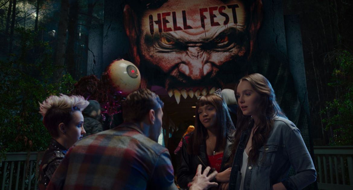 Image result for HELL FEST movie