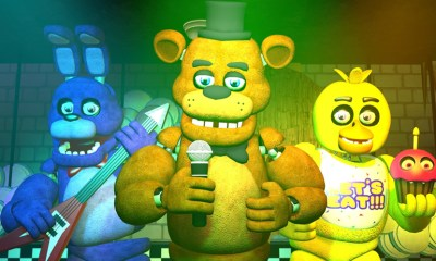 Five Nights at Freddy's' Being Played by 'Gremlins' and 'Goonies