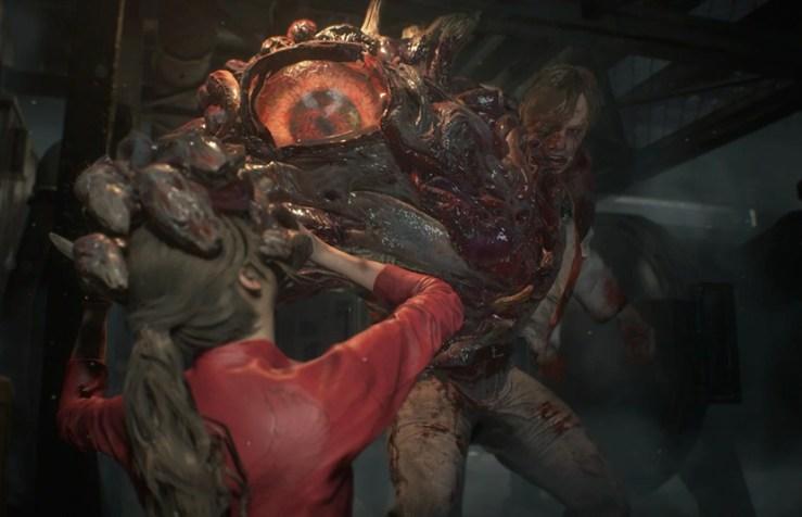 resident evil biopunk