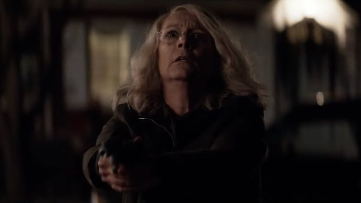 Halloween 2018 Alternate Ending.Review Halloween Delivers A Satisfying Laurie Vs Michael Showdown