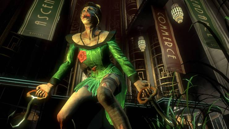 retro collection pc horror games bioshock