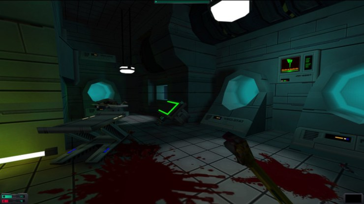 retro collection pc horror games system shock 2