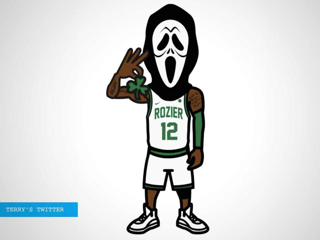 Fun World Suing Nba Star For Using Screams Ghostface Mask