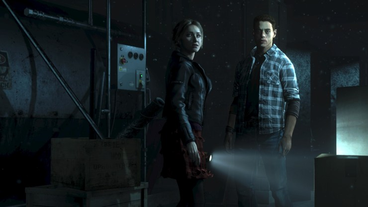 best ps4 horror games until dawn