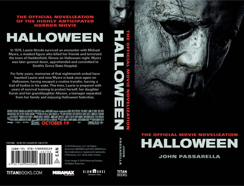 c662a5ca How the Official Novelization for 'Halloween' 2018 Expands and ...