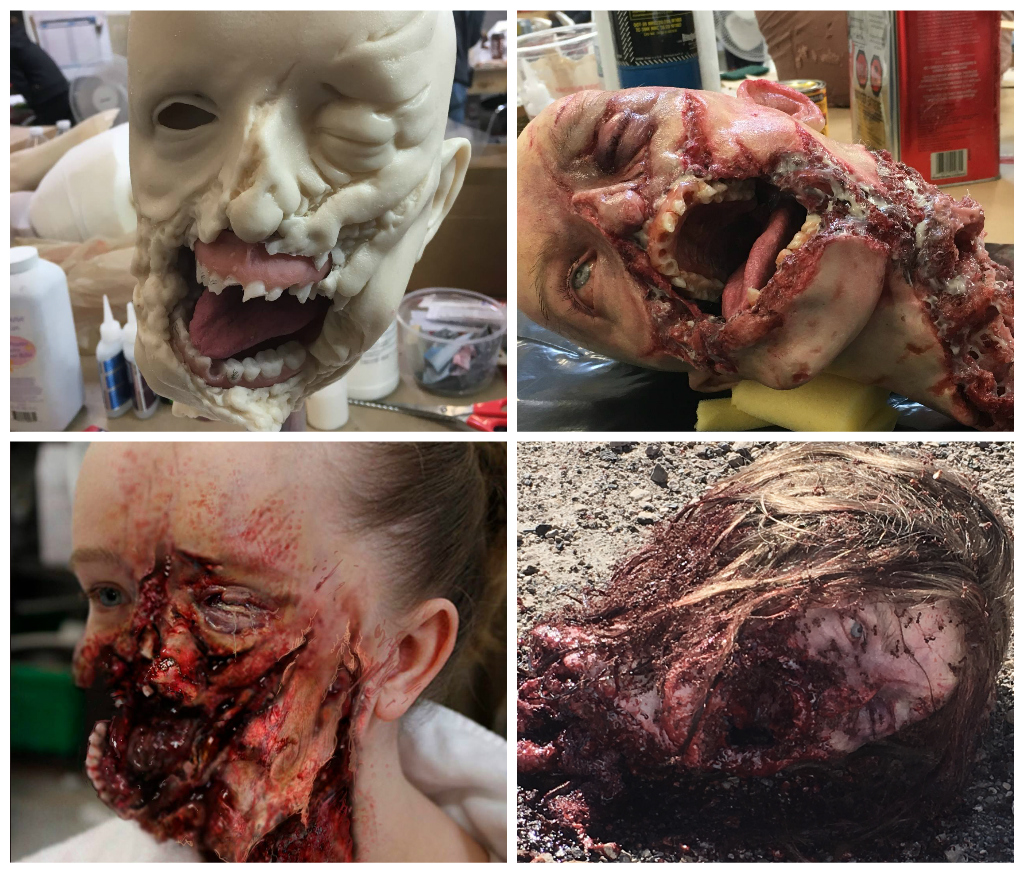 Makeup Artist Shows Off Gruesome Hereditary Effects Work In Must