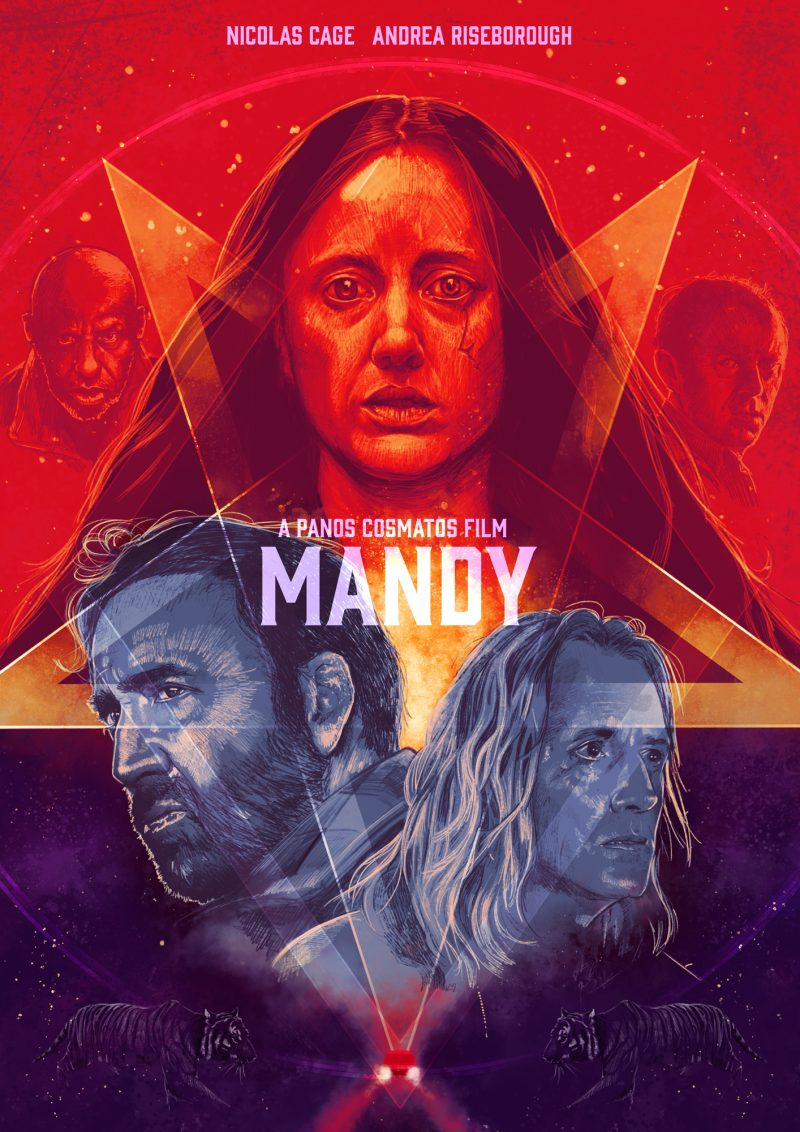 Image result for mandy poster