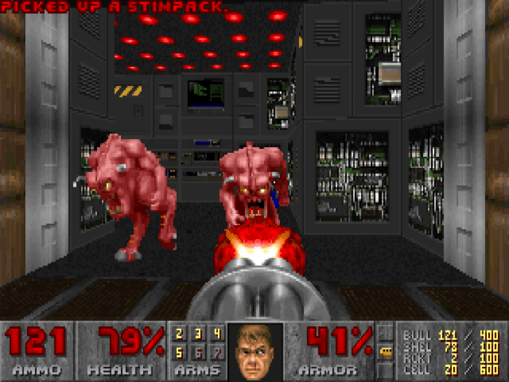 DOOM25] To Hell and Back: BD's 'DOOM' 25th Anniversary