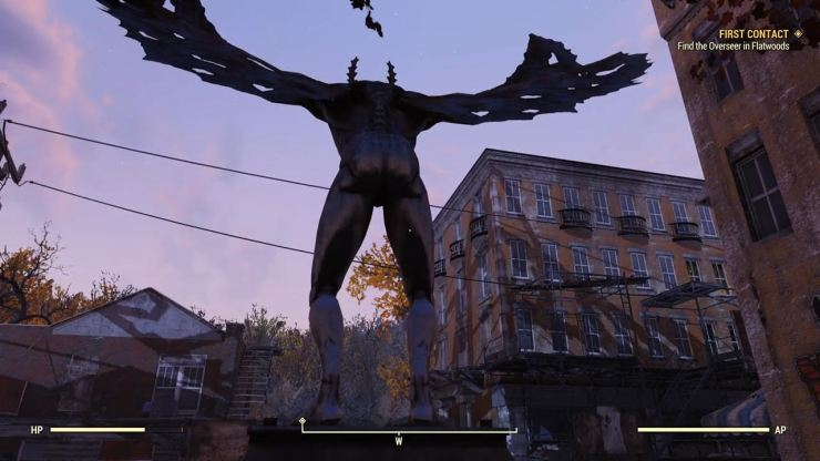 Best Of 2018 How Fallout 76 Became The Franchises