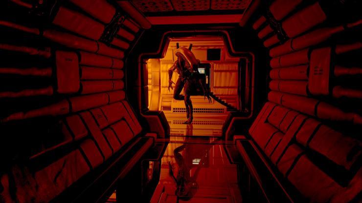 Six of the Best 'Alien' Video Games! - Bloody Disgusting