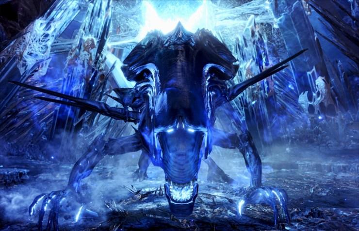 Modder Brings Alien Queen Into 'Monster Hunter: World