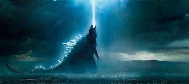 """Exclusive Cover Reveals: """"The Art of Godzilla: King of Monsters ..."""