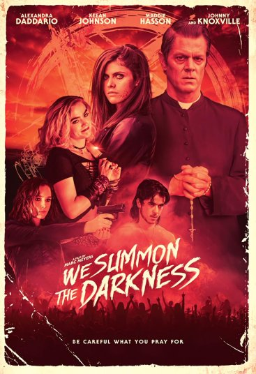 We Summon the Darkness-poster