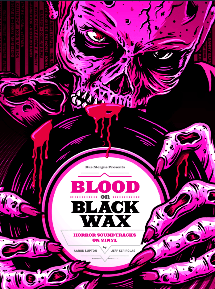 Exclusive Upcoming Book Blood On Black Wax Celebrates