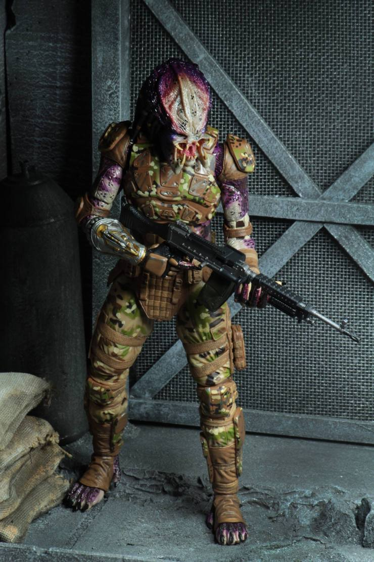 Neca Shows Off Full Image Gallery For The Unseen Emissary