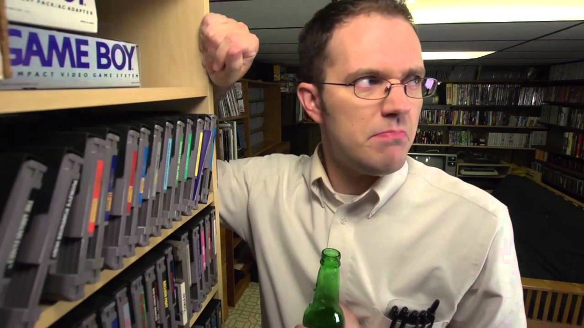 Angry Video Game Nerd Wiki - Exaggerated Super Pitfall ...