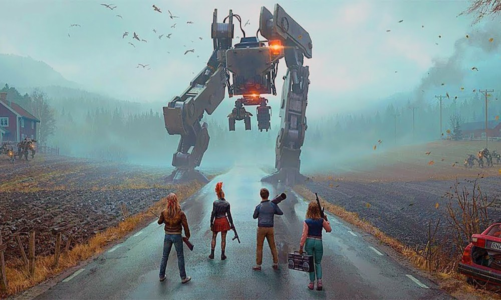 Generation Zero Is A Great Sci Fi Survival Concept But A