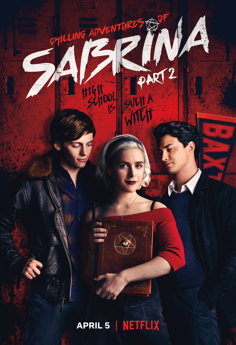 Chilling Adventures of Sabrina Part Four