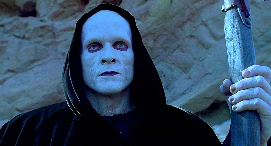 William Sadler Will Be Reprising the Role of Death in 'Bill & Ted 3'