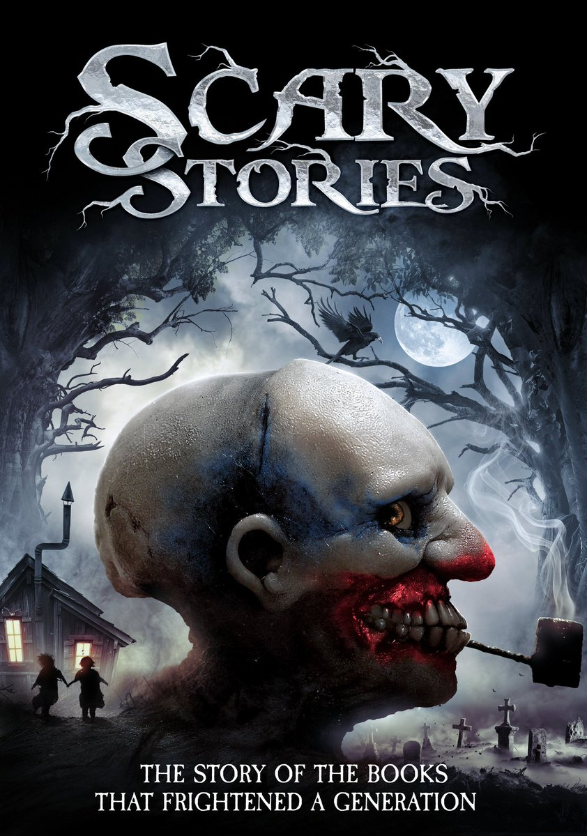 Trailer] 'Scary Stories to Tell in the Dark' Documentary
