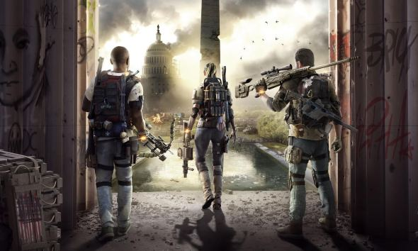 tthe division 2 review header