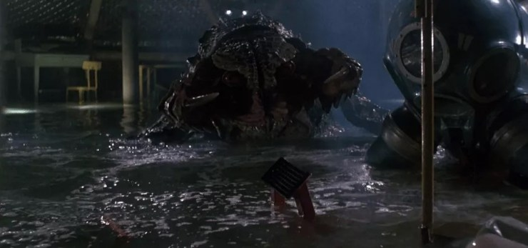 It Came From the '80s] The Aquatic Prehistoric Scorpion of ...