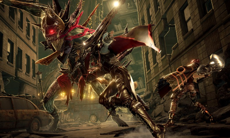 CODE VEIN Deluxe Edition [Steam CD Key] for PC - Buy now