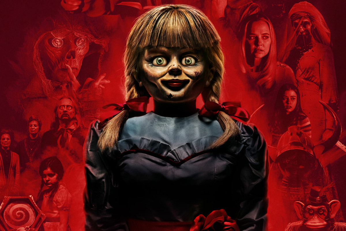 A Breakdown of the New 'Conjuring' Demons in 'Annabelle Comes Home'! [Exclusive] - Bloody Disgusting