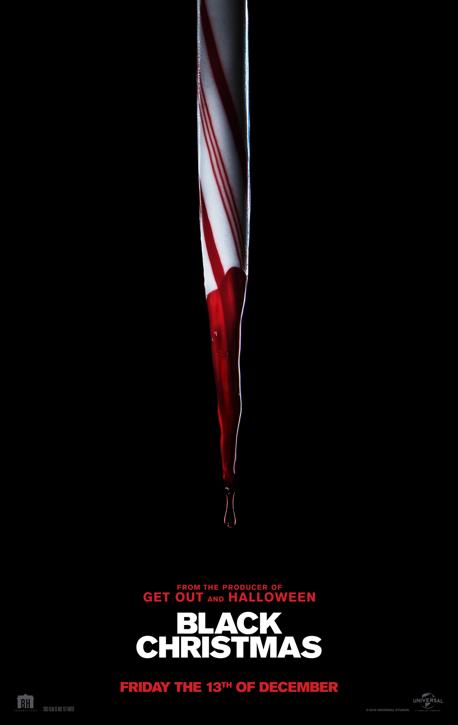 Poster: Blumhouse is Remaking 'Black Christmas' and It's