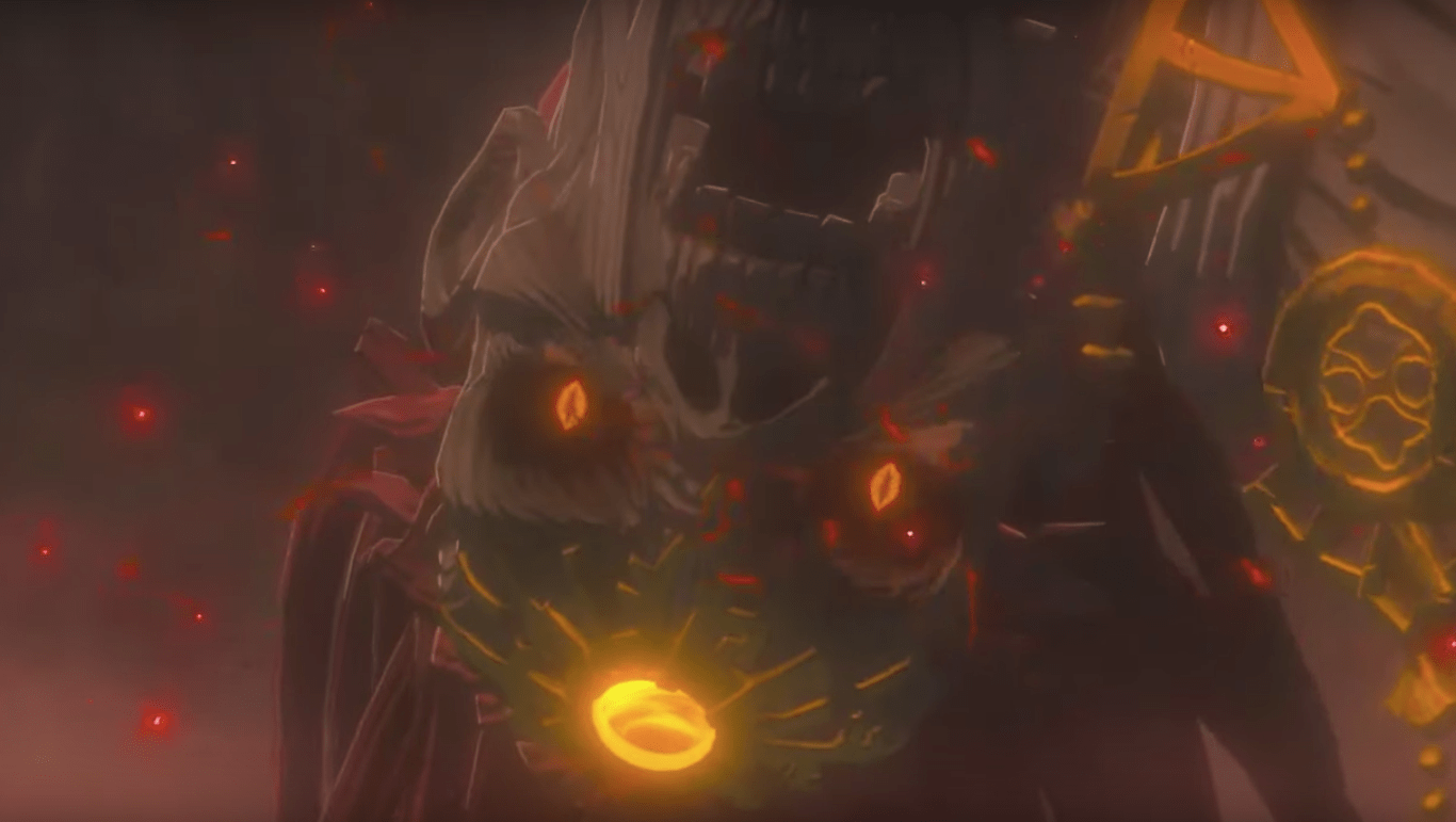 The Legend of Zelda: Breath of the Wild' Sequel Has a Horror