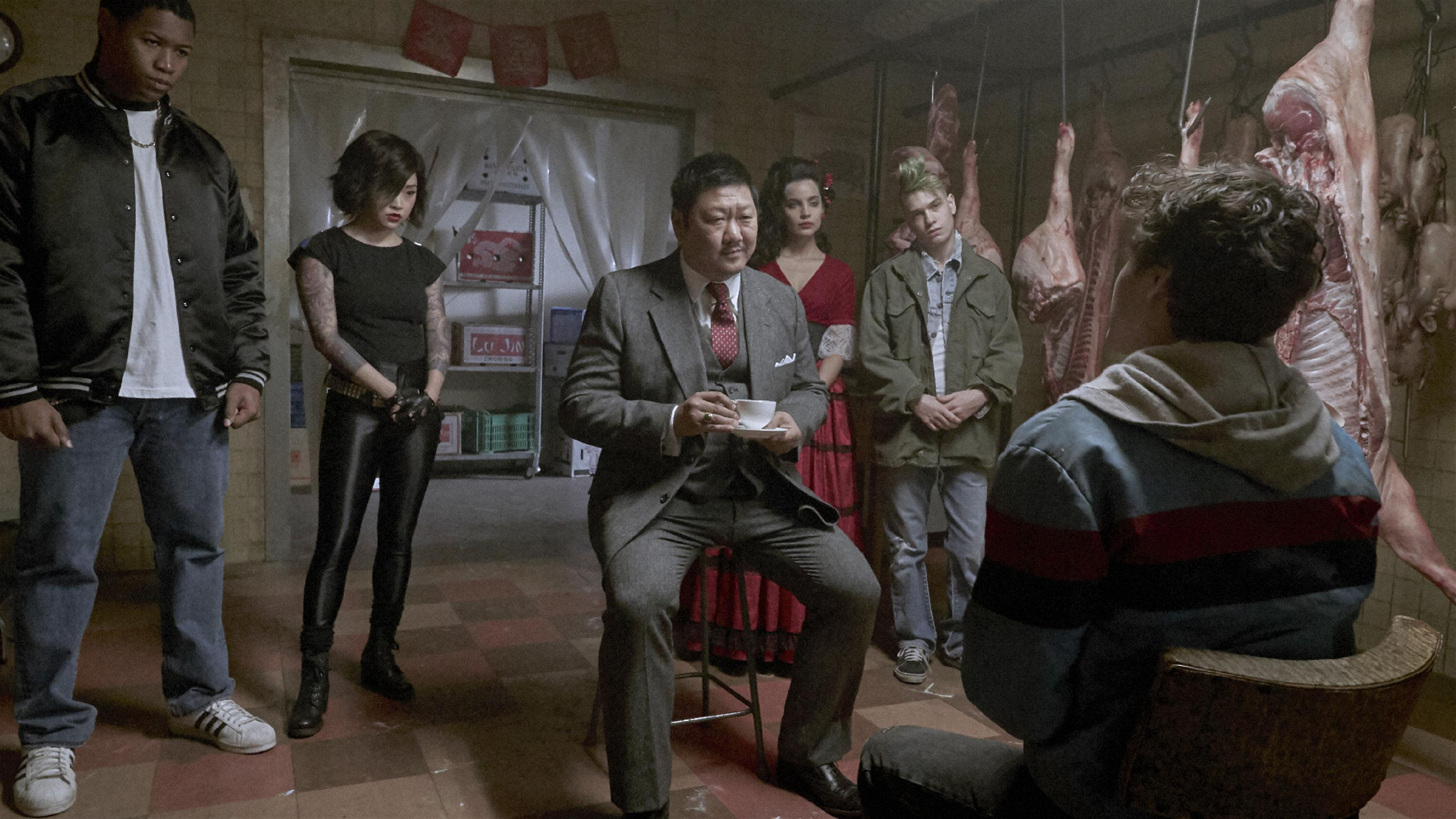 "After Being Cancelled By Syfy, ""Deadly Class"" Fails to Find a New Network - Bloody Disgusting"