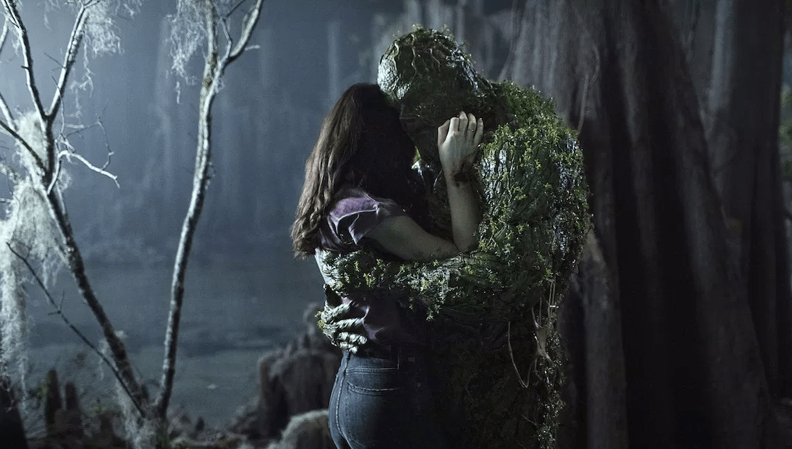 """[Images] This Week's New Episode of """"Swamp Thing"""" Explores """"Darkness on the Edge of Town"""" - Bloody Disgusting"""